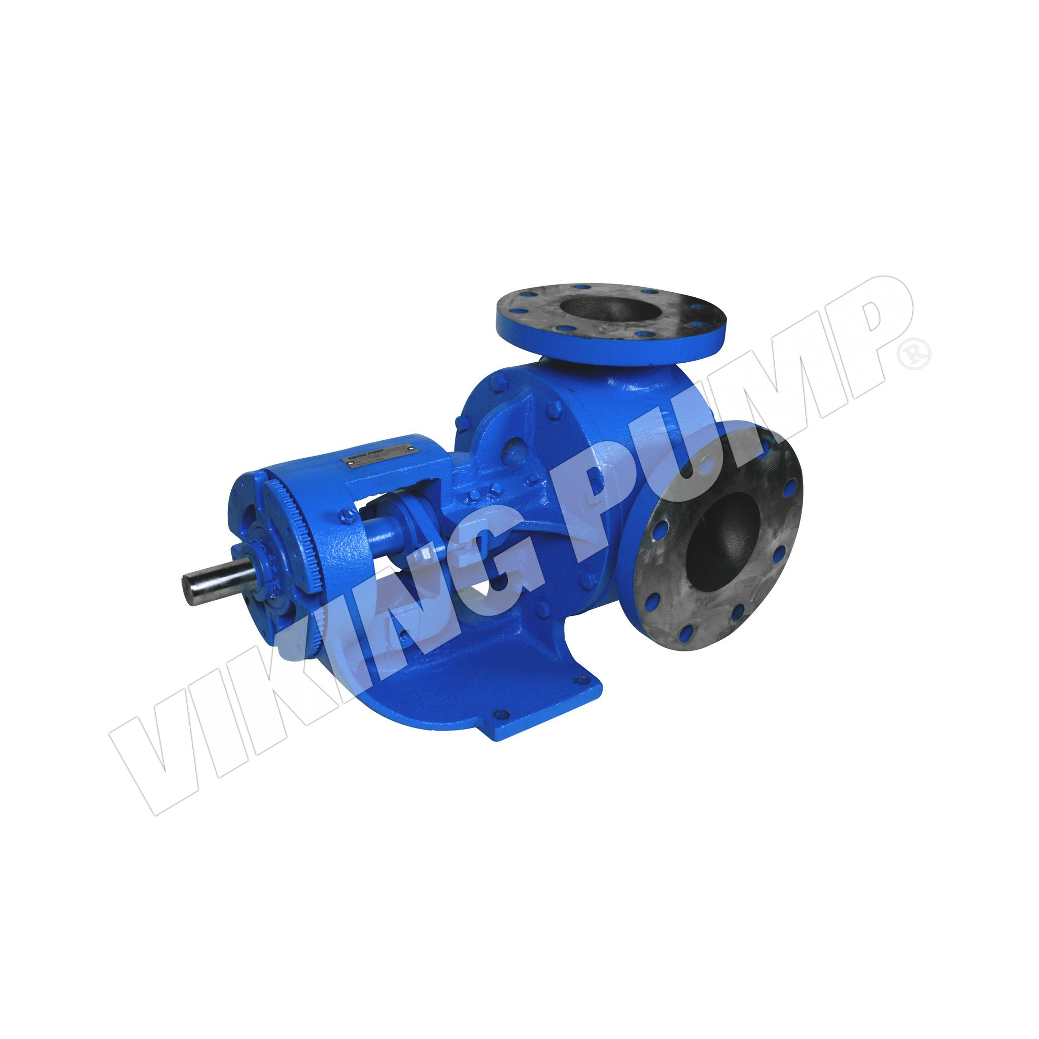 Model LQ124A, Foot Mounted, Packed Gland, less Relief Valve Pump