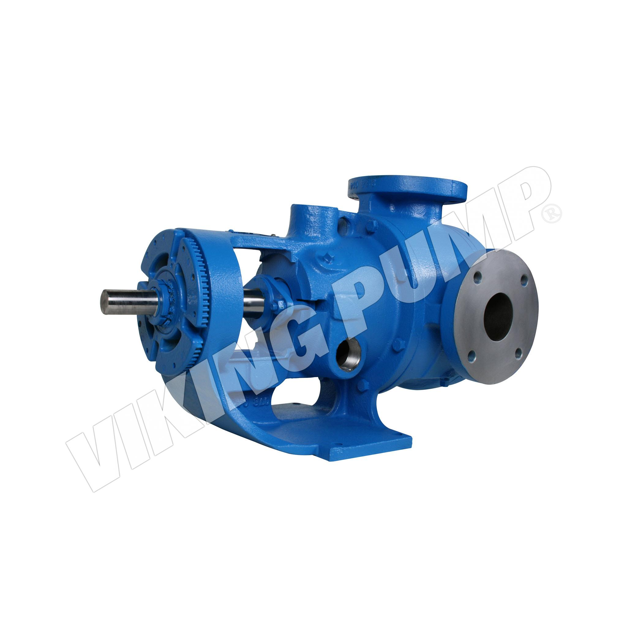 Model LQ223A, Foot Mounted, Packed Gland, less Relief Valve Pump