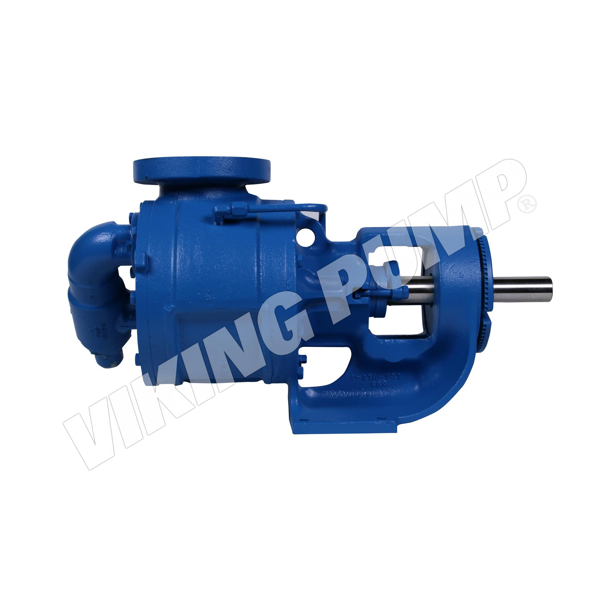Model LS4127A, Foot Mounted, Mechanical Seal, Relief Valve Pump