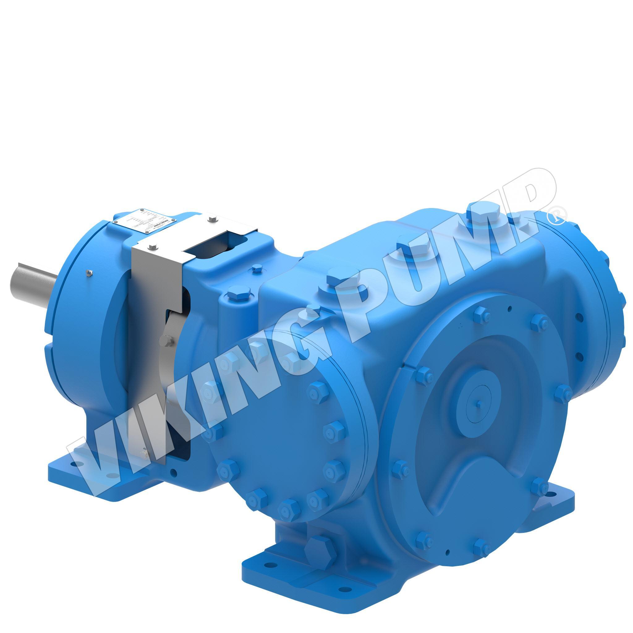Model N4323AX, Foot-Mounted, API 682 Seal, API 676-Compliant Pump