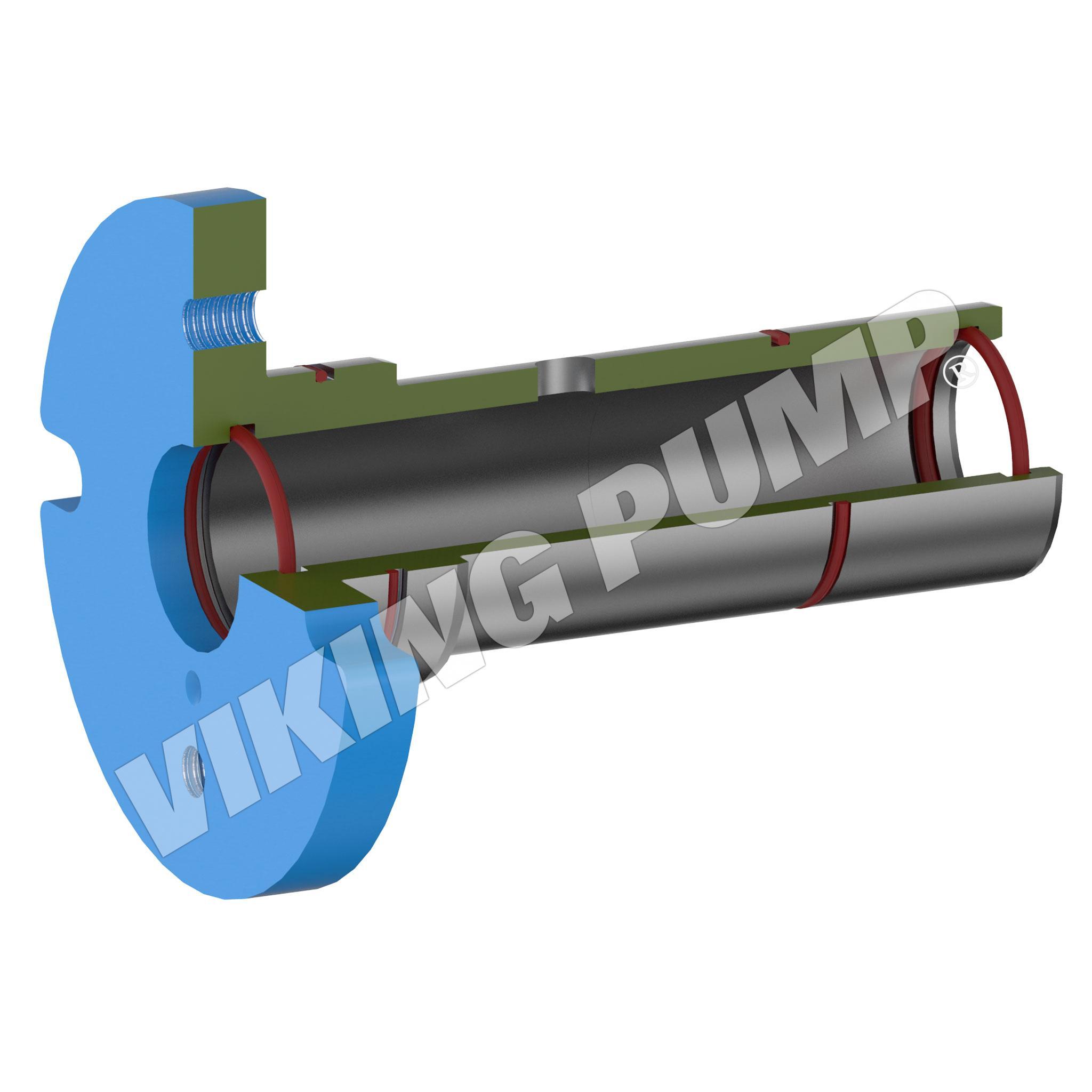 O-Ring Seal Bushing Cutaway