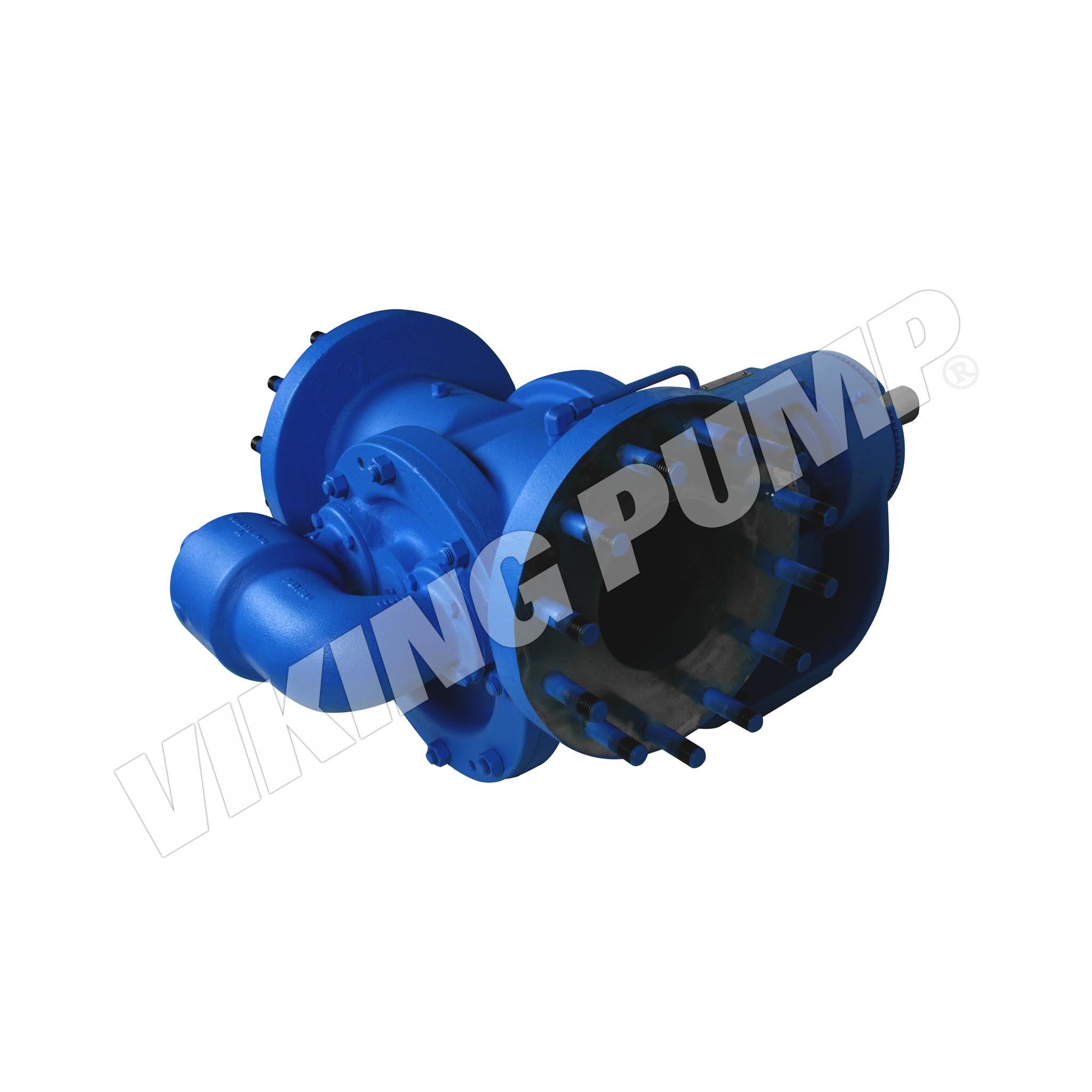 Model QS126A, Foot Mounted, Relief Valve, Packed Gland, Relief Valve Pump