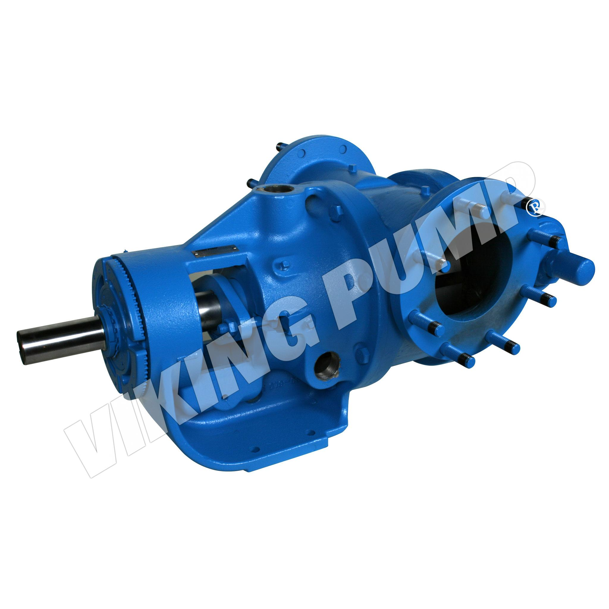 Model QS226A, Foot Mounted, Relief Valve, Mechanical Seal Pump