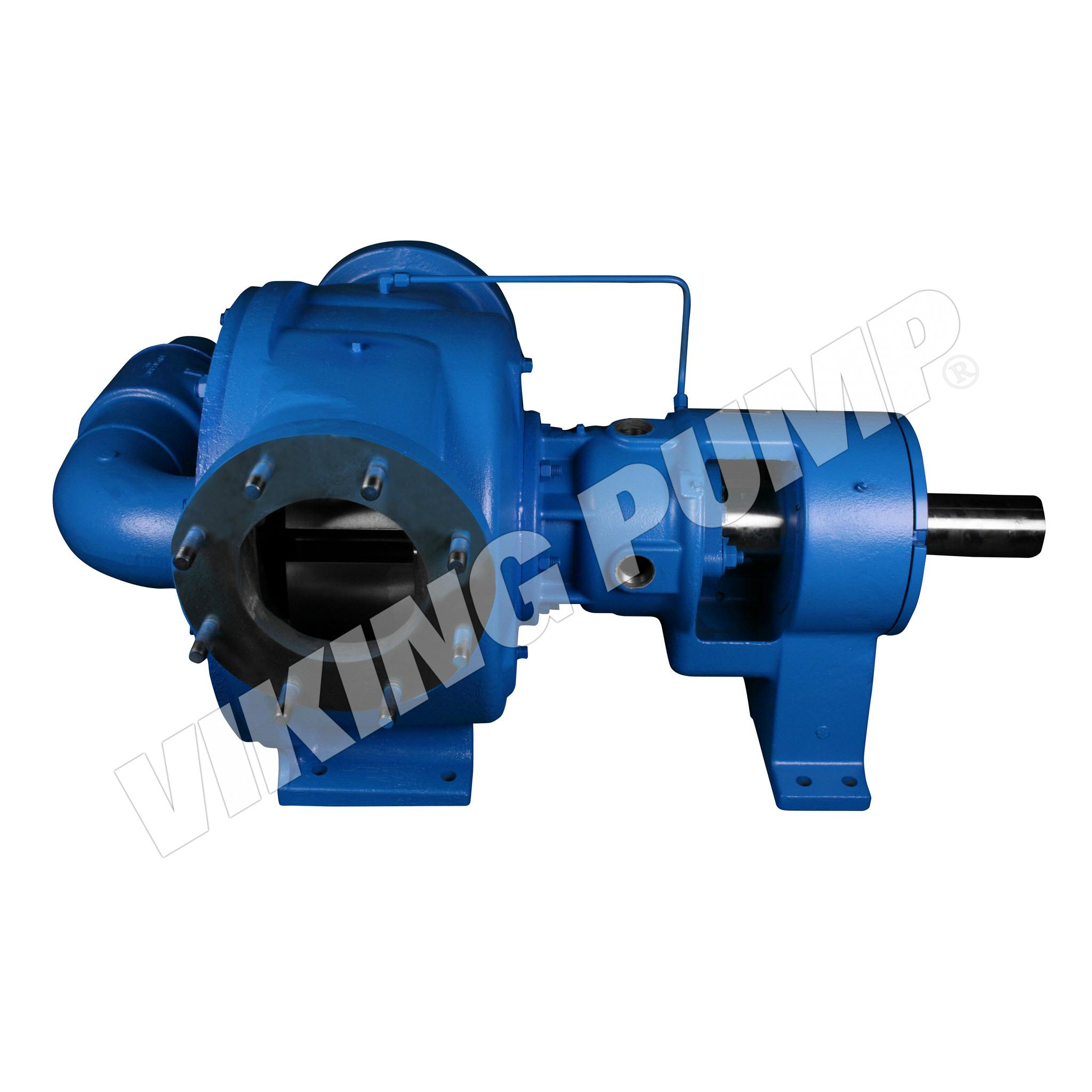 Model R4324A, Foot Mounted, Mechanical Seal, Relief Valve Pump