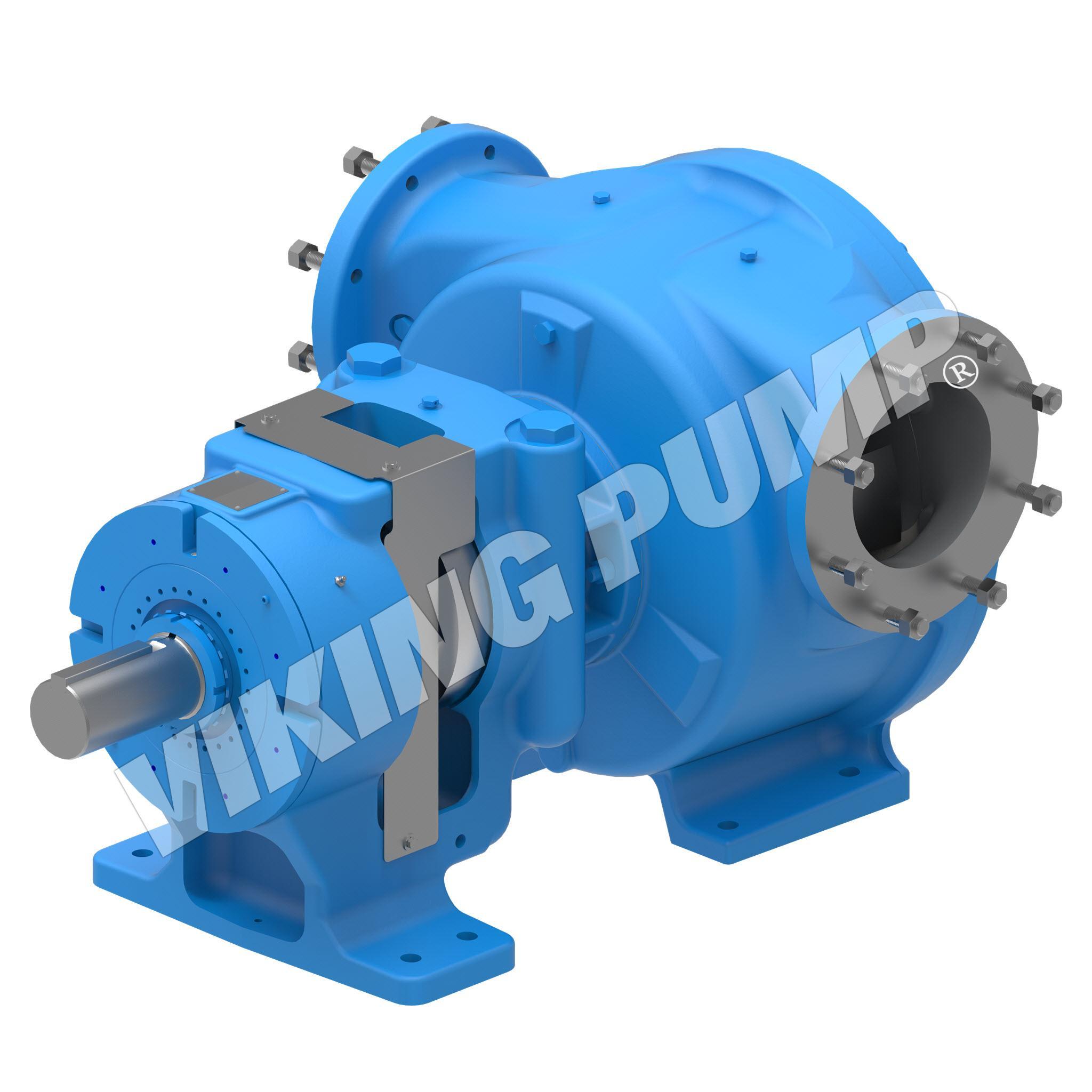 Model R4323AA, Foot-Mounted, API 682 Seal Pump